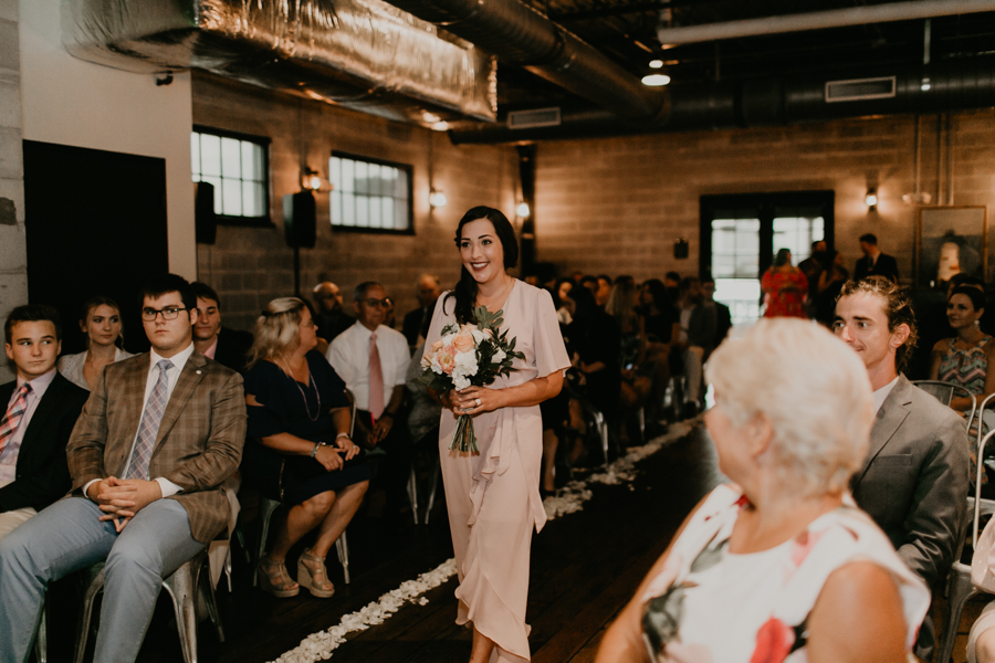 Stephanie And Kent Bailey Tampa Florida Romantic Wedding At Coppertail Brewery in Ybor Florist Fire BHLDN Mis En Place Ibex String Quartet Let Them Eat Cake -34.jpg