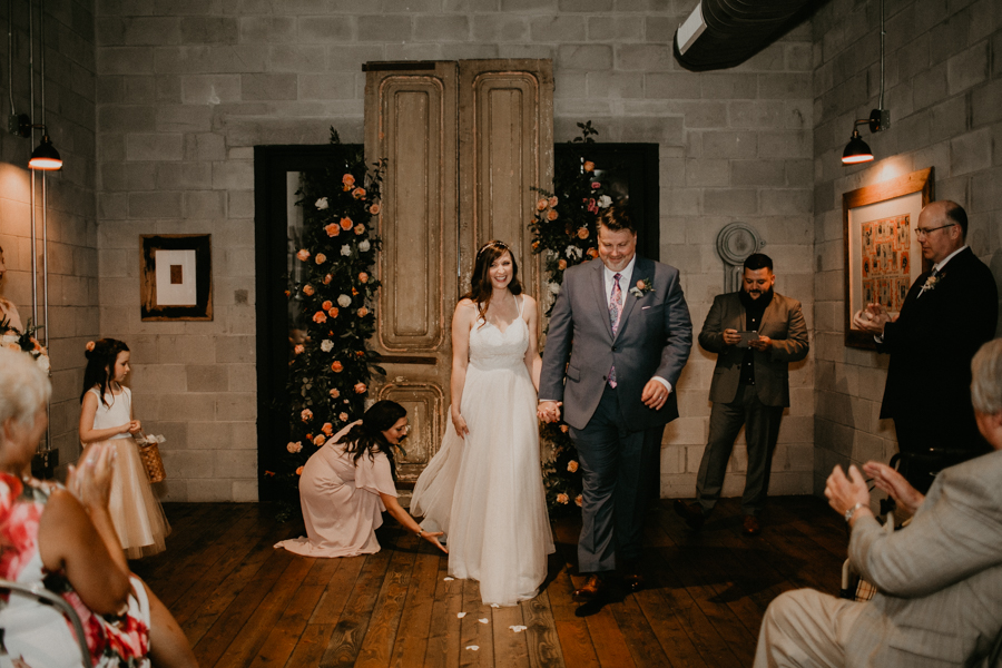 Stephanie And Kent Bailey Tampa Florida Romantic Wedding At Coppertail Brewery in Ybor Florist Fire BHLDN Mis En Place Ibex String Quartet Let Them Eat Cake -50.jpg