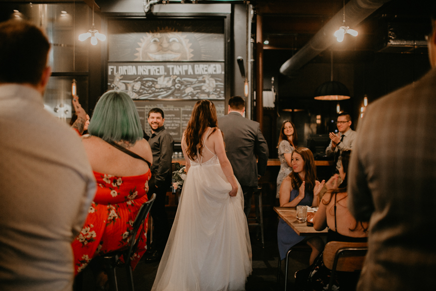 Stephanie And Kent Bailey Tampa Florida Romantic Wedding At Coppertail Brewery in Ybor Florist Fire BHLDN Mis En Place Ibex String Quartet Let Them Eat Cake -81.jpg