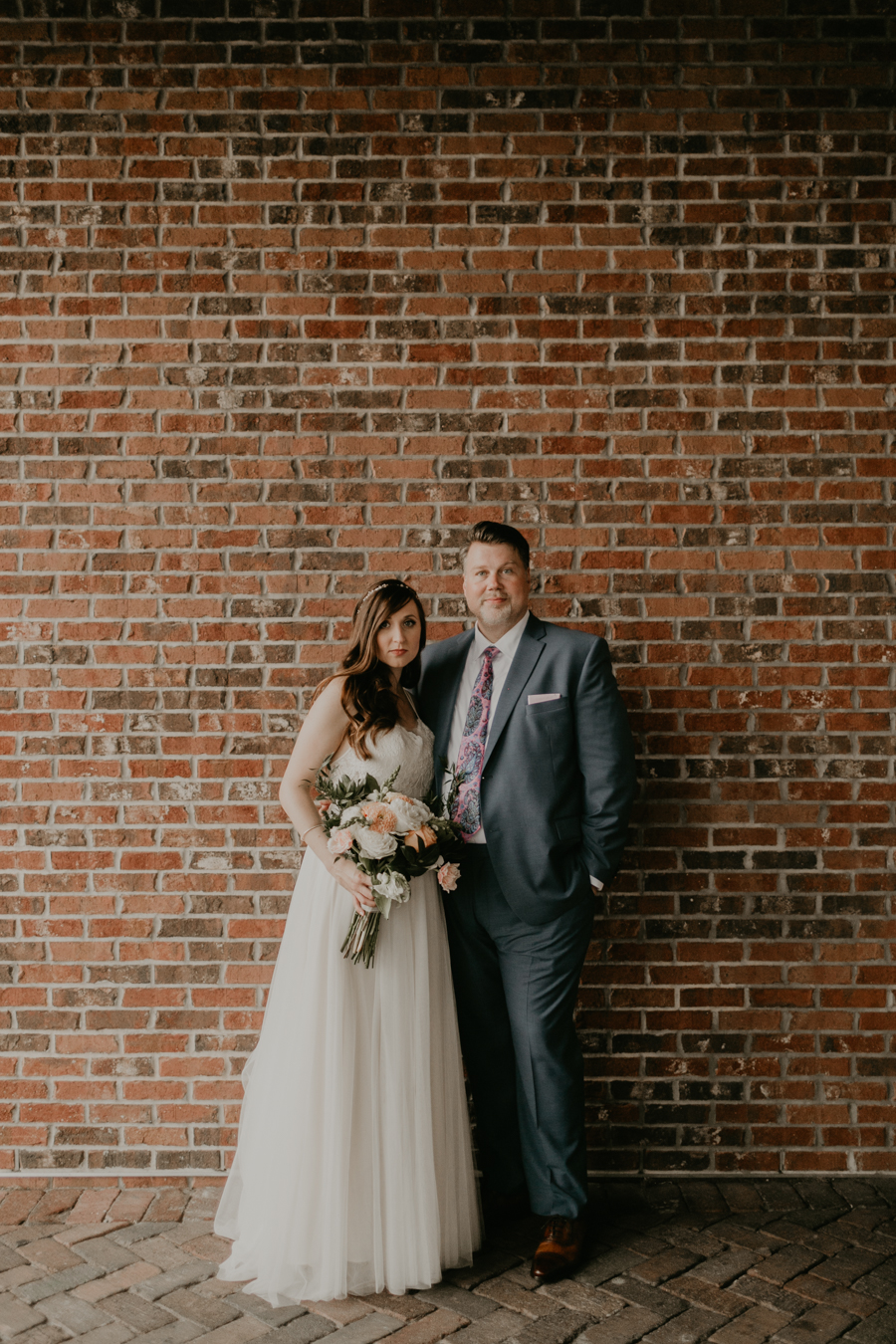 Stephanie And Kent Bailey Tampa Florida Romantic Wedding At Coppertail Brewery in Ybor Florist Fire BHLDN Mis En Place Ibex String Quartet Let Them Eat Cake -80.jpg