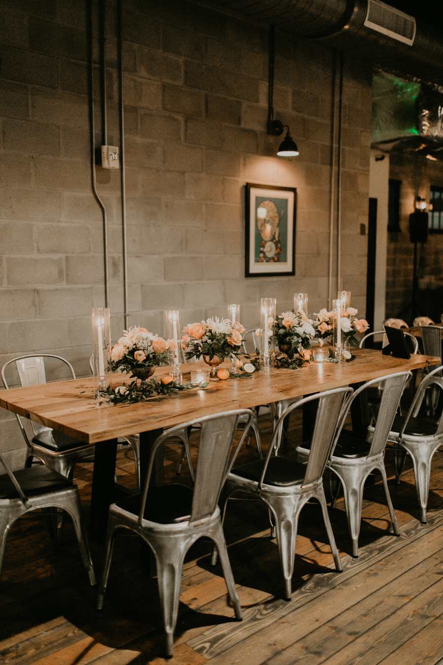 Stephanie And Kent Bailey Tampa Florida Romantic Wedding At Coppertail Brewery in Ybor Florist Fire BHLDN Mis En Place Ibex String Quartet Let Them Eat Cake -103.jpg