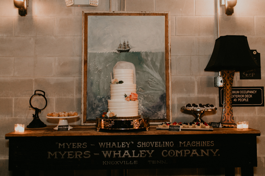 Stephanie And Kent Bailey Tampa Florida Romantic Wedding At Coppertail Brewery in Ybor Florist Fire BHLDN Mis En Place Ibex String Quartet Let Them Eat Cake -106.jpg