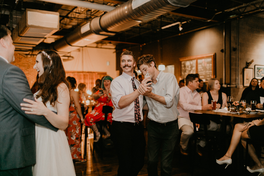 Stephanie And Kent Bailey Tampa Florida Romantic Wedding At Coppertail Brewery in Ybor Florist Fire BHLDN Mis En Place Ibex String Quartet Let Them Eat Cake -116.jpg