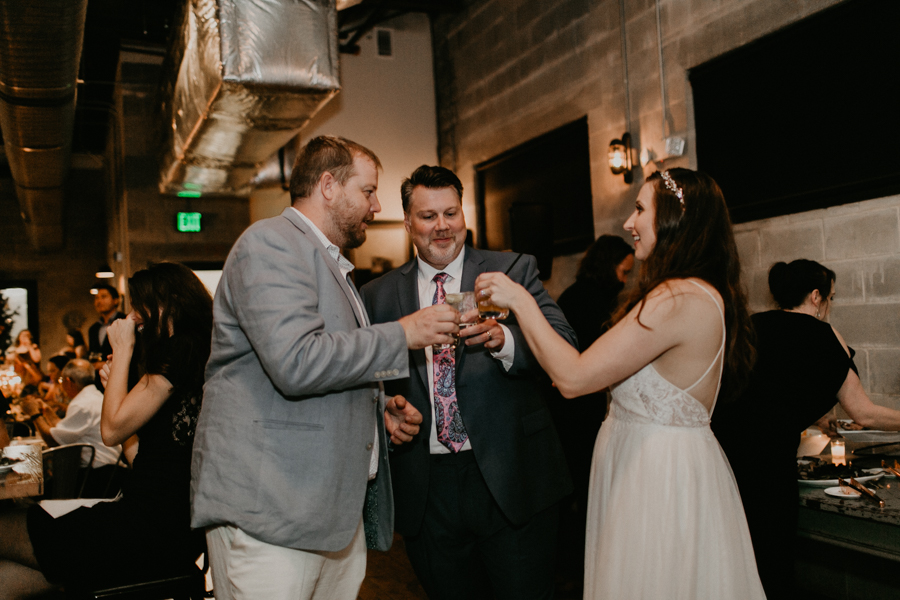 Stephanie And Kent Bailey Tampa Florida Romantic Wedding At Coppertail Brewery in Ybor Florist Fire BHLDN Mis En Place Ibex String Quartet Let Them Eat Cake -123.jpg