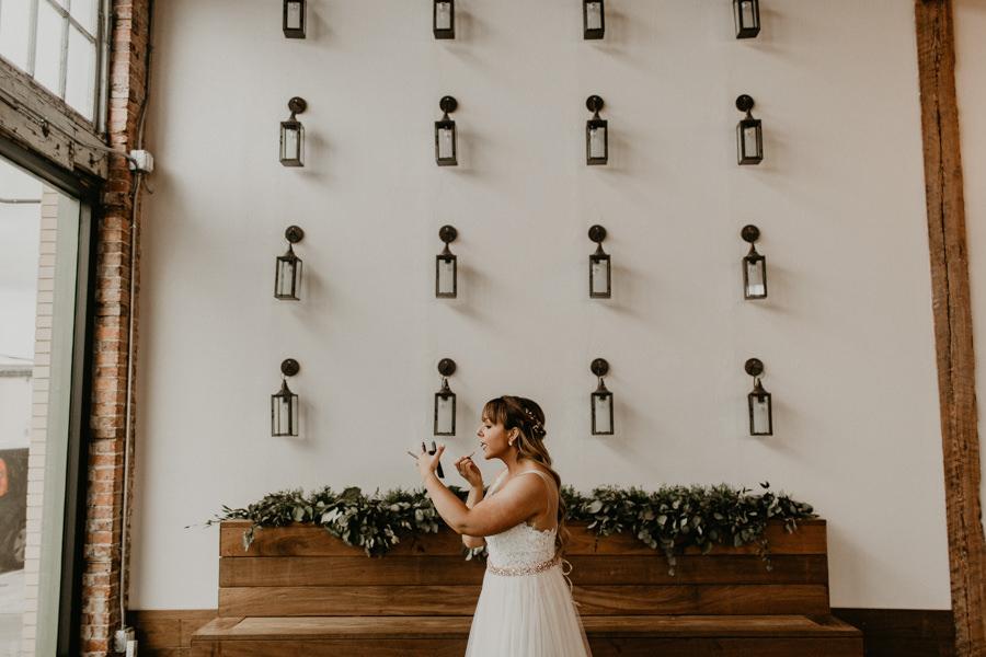 VeronicaandGarrett's Industrial Cavu Tampa Heights Wedding BHLDN gown Salt Block Hospitality Fancy Free Nursery Foundation Coffee-30.jpg