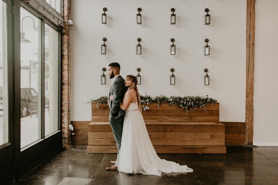 VeronicaandGarrett's Industrial Cavu Tampa Heights Wedding BHLDN gown Salt Block Hospitality Fancy Free Nursery Foundation Coffee-41.jpg