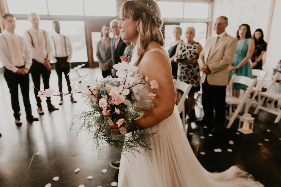 VeronicaandGarrett's Industrial Cavu Tampa Heights Wedding BHLDN gown Salt Block Hospitality Fancy Free Nursery Foundation Coffee-118.jpg