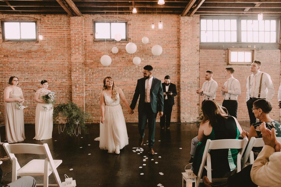 VeronicaandGarrett's Industrial Cavu Tampa Heights Wedding BHLDN gown Salt Block Hospitality Fancy Free Nursery Foundation Coffee-148.jpg