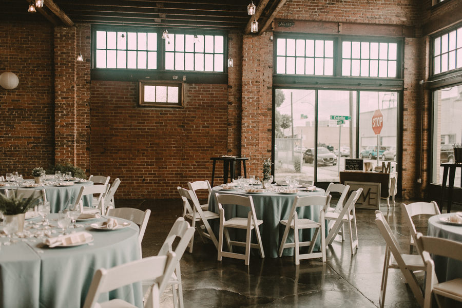 VeronicaandGarrett's Industrial Cavu Tampa Heights Wedding BHLDN gown Salt Block Hospitality Fancy Free Nursery Foundation Coffee-153.jpg