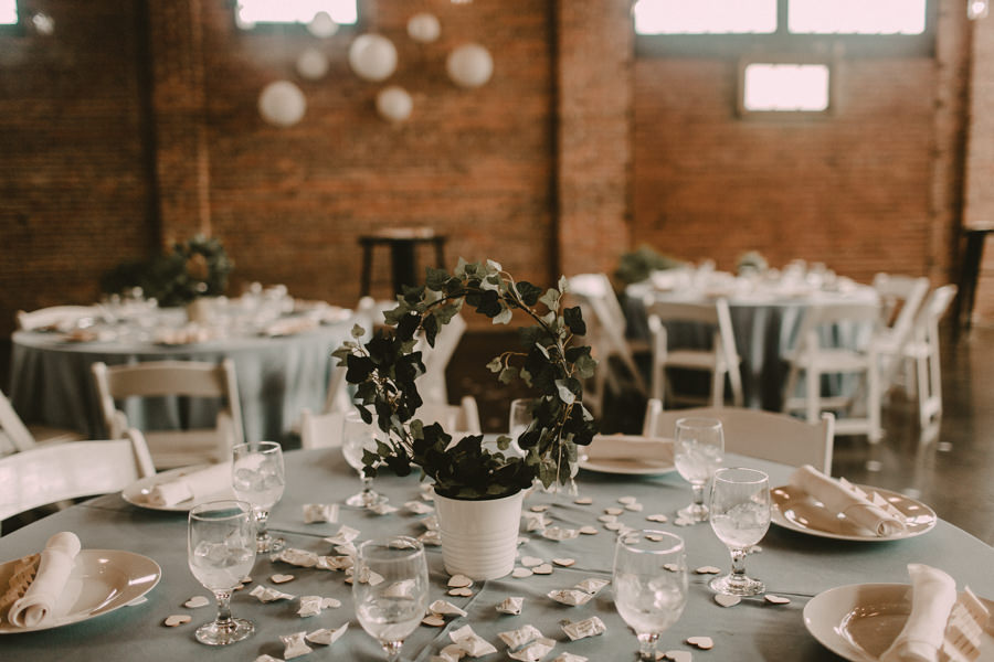 VeronicaandGarrett's Industrial Cavu Tampa Heights Wedding BHLDN gown Salt Block Hospitality Fancy Free Nursery Foundation Coffee-156.jpg