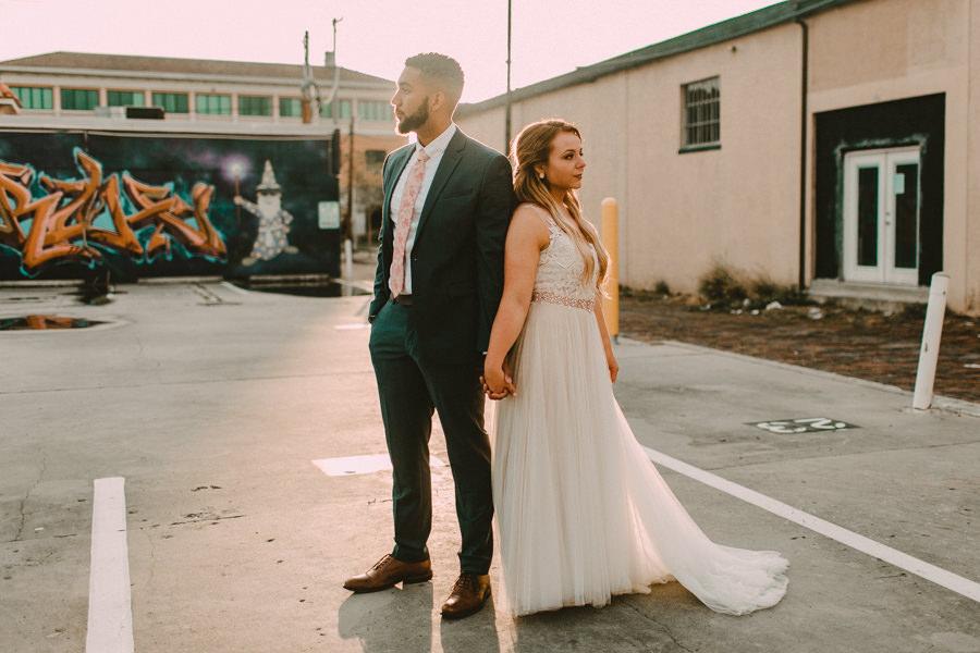 VeronicaandGarrett's Industrial Cavu Tampa Heights Wedding BHLDN gown Salt Block Hospitality Fancy Free Nursery Foundation Coffee-217.jpg