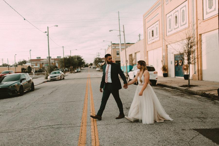 VeronicaandGarrett's Industrial Cavu Tampa Heights Wedding BHLDN gown Salt Block Hospitality Fancy Free Nursery Foundation Coffee-214.jpg