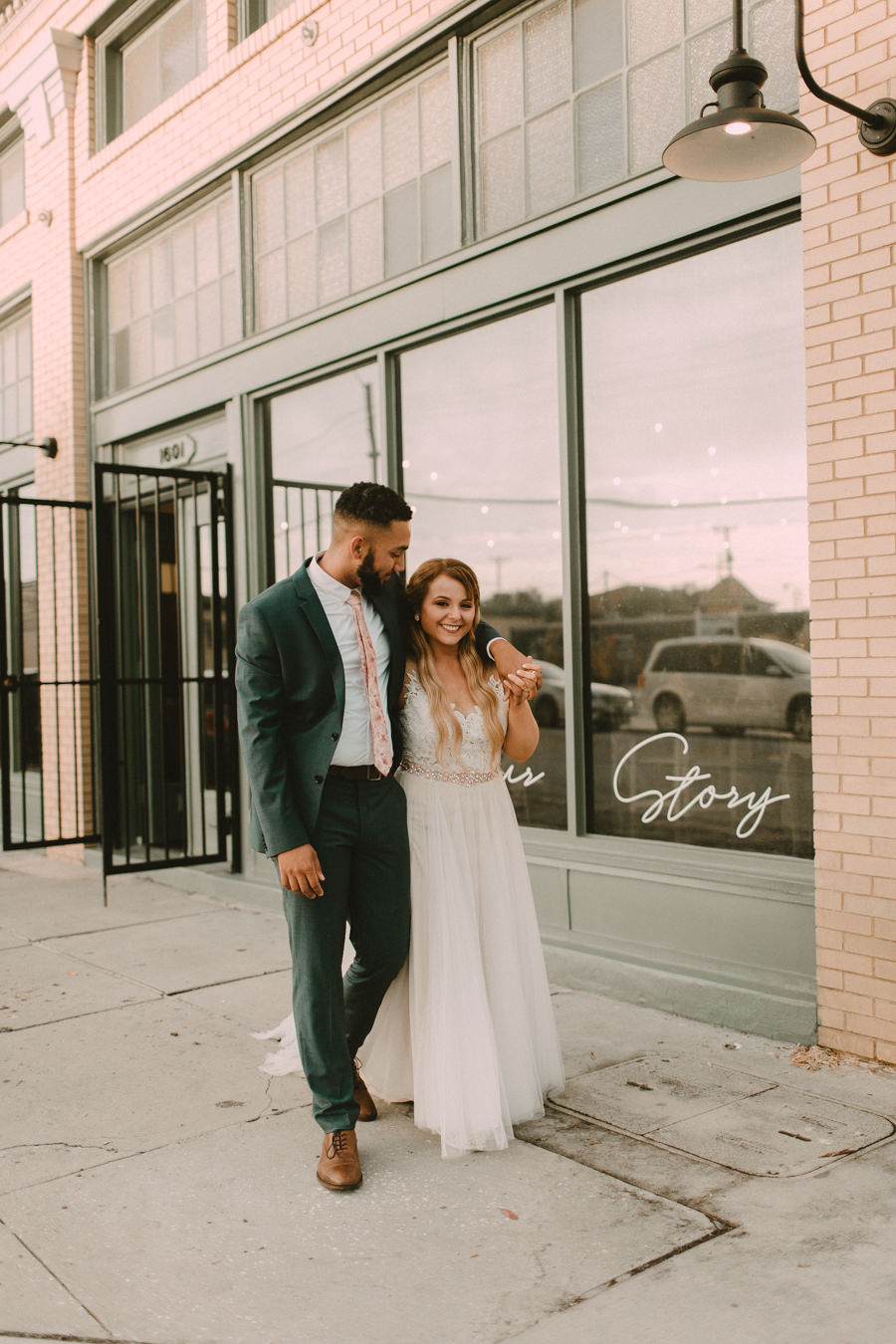 VeronicaandGarrett's Industrial Cavu Tampa Heights Wedding BHLDN gown Salt Block Hospitality Fancy Free Nursery Foundation Coffee-232.jpg