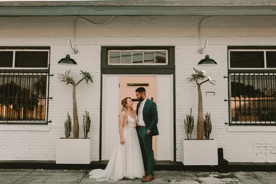 VeronicaandGarrett's Industrial Cavu Tampa Heights Wedding BHLDN gown Salt Block Hospitality Fancy Free Nursery Foundation Coffee-235.jpg