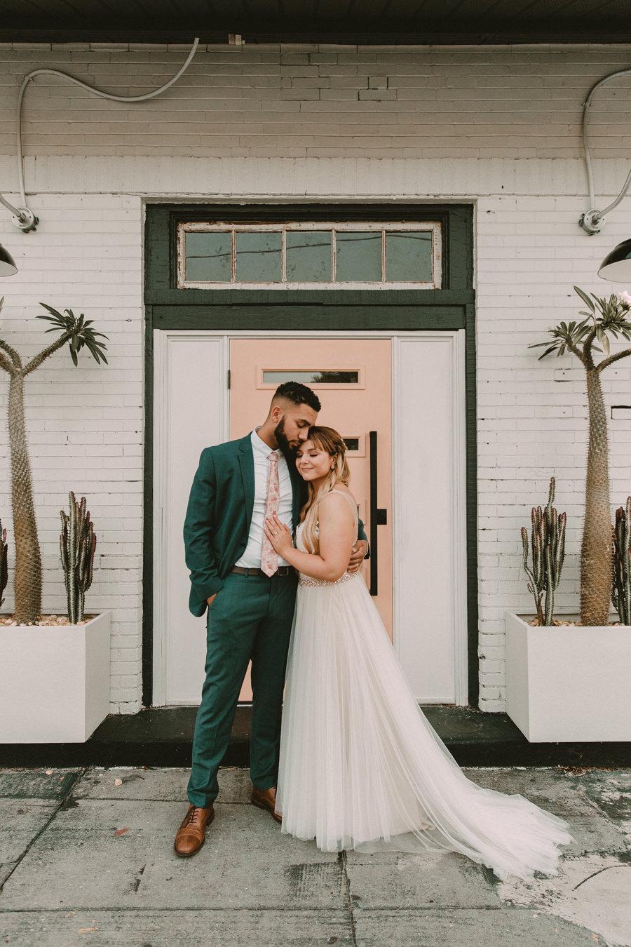 VeronicaandGarrett's Industrial Cavu Tampa Heights Wedding BHLDN gown Salt Block Hospitality Fancy Free Nursery Foundation Coffee-240.jpg