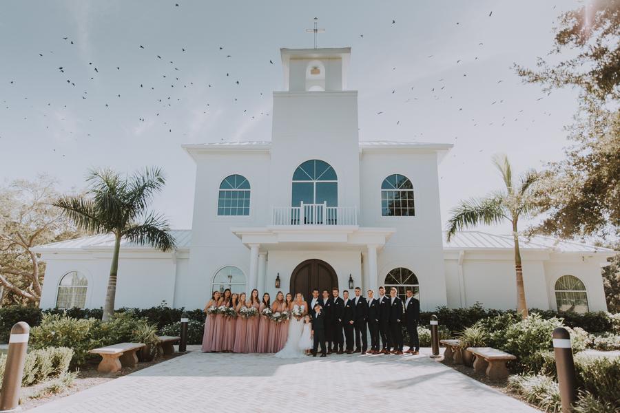 Harborside Chapel Wedding Clearwater Affordable Tampa Venues BHLDN Palm Harbor Safety Harbor Resort and Spa Wedding Malindy Elene Bridal St Pete Wedding Photographer Tampa Wedding Photographer-91.jpg