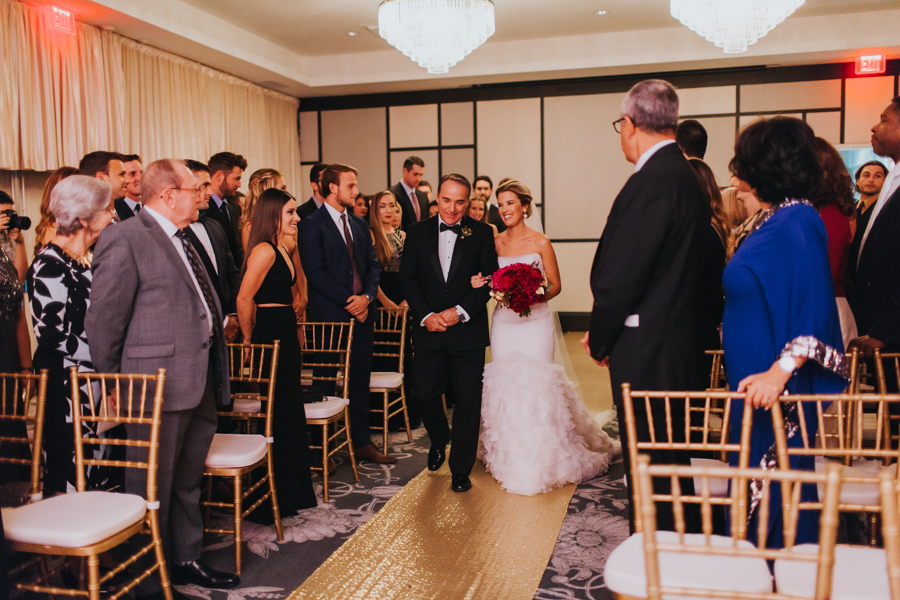 Loren and Alex Kuznetsov Gold and Burgundy wedding at Epicurean Tampa Royal Fall Wedding in Tampa Florida Inside Weddings MD Events Tampa-53.jpg