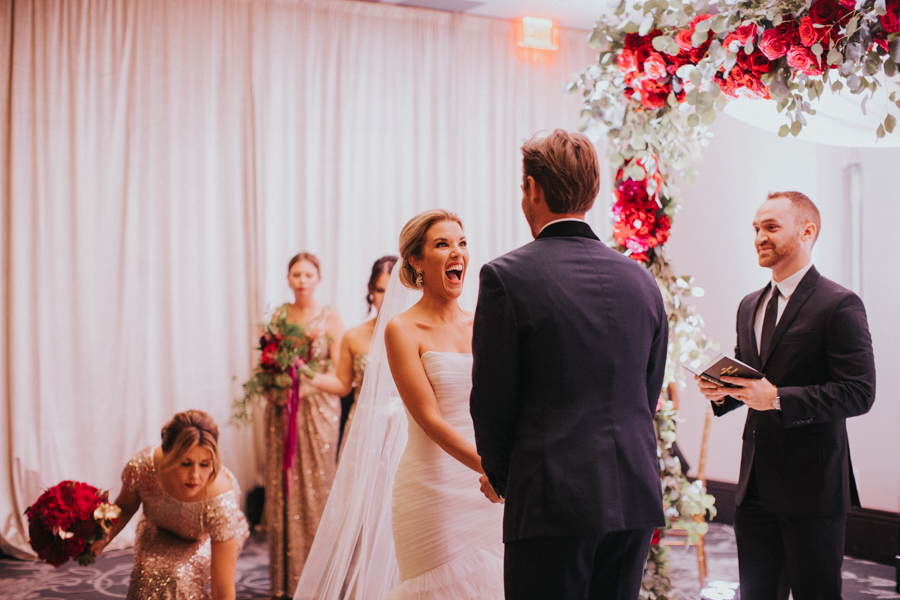 Loren and Alex Kuznetsov Gold and Burgundy wedding at Epicurean Tampa Royal Fall Wedding in Tampa Florida Inside Weddings MD Events Tampa-66.jpg