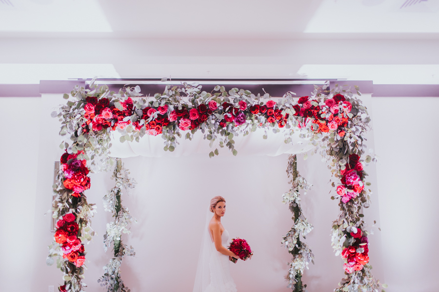 Loren and Alex Kuznetsov Gold and Burgundy wedding at Epicurean Tampa Royal Fall Wedding in Tampa Florida Inside Weddings MD Events Tampa-83.jpg