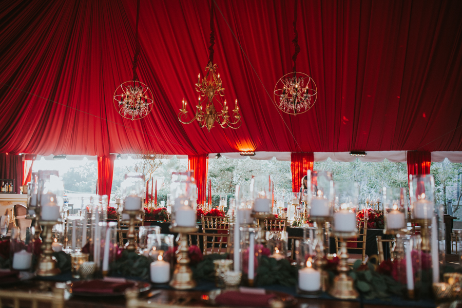 Loren and Alex Kuznetsov Gold and Burgundy wedding at Epicurean Tampa Royal Fall Wedding in Tampa Florida Inside Weddings MD Events Tampa-93.jpg
