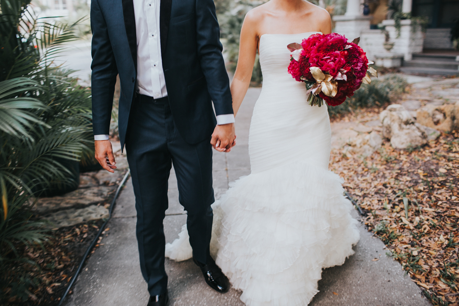 Loren and Alex Kuznetsov Gold and Burgundy wedding at Epicurean Tampa Royal Fall Wedding in Tampa Florida Inside Weddings MD Events Tampa-126.jpg