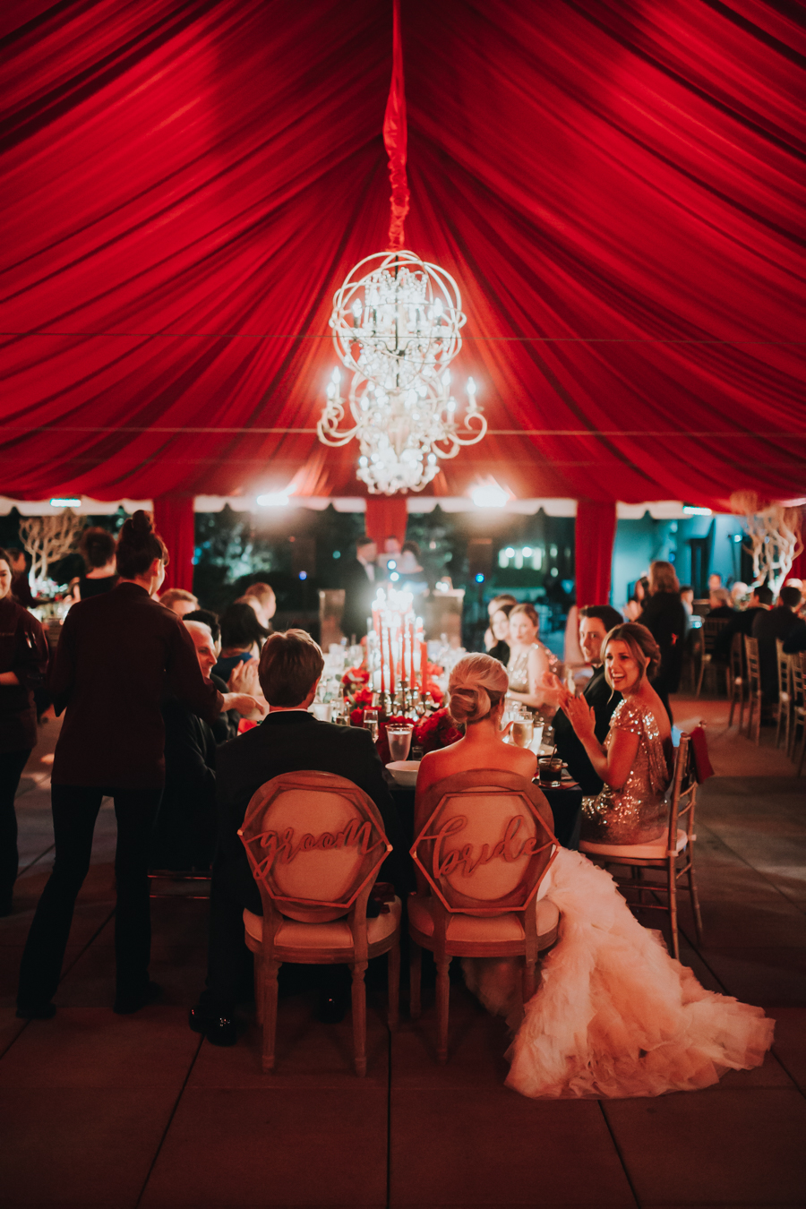 Loren and Alex Kuznetsov Gold and Burgundy wedding at Epicurean Tampa Royal Fall Wedding in Tampa Florida Inside Weddings MD Events Tampa-147.jpg