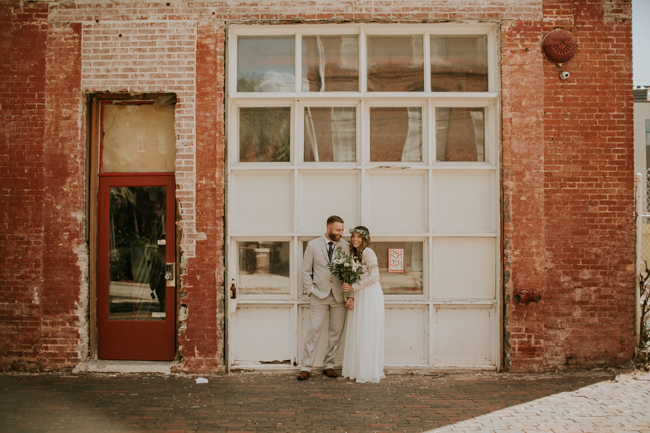Ybor Tampa Industrial Bohemian CL Space Wedding Florist Fire Ashley McBride Events Engine 53 Pizza Truck  -18.jpg