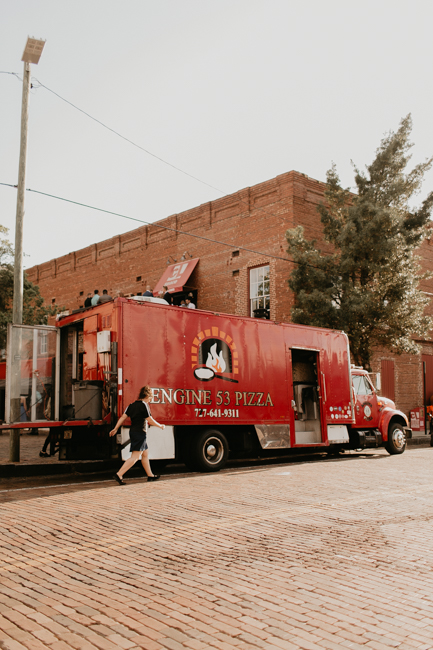 Ybor Tampa Industrial Bohemian CL Space Wedding Florist Fire Ashley McBride Events Engine 53 Pizza Truck  -125.jpg