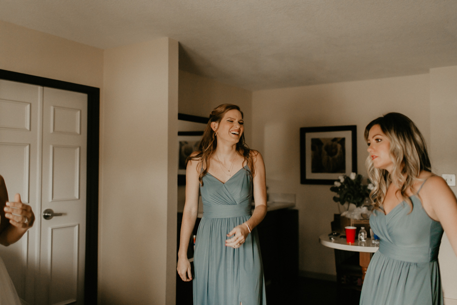 Harborside Chapel Wedding Palm Harbor Hall Bohemian Dusty Steel Blue Clearwater Tampa Wedding Photographer BHLDN Willowwby Thistle Gown White Magnolia Bridal -16.jpg