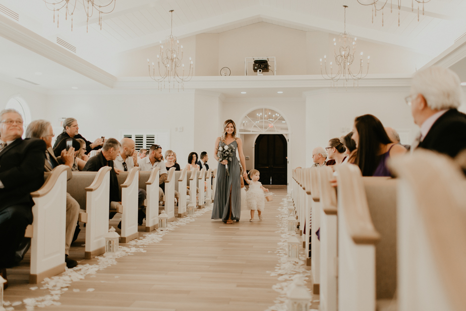 Harborside Chapel Wedding Palm Harbor Hall Bohemian Dusty Steel Blue Clearwater Tampa Wedding Photographer BHLDN Willowwby Thistle Gown White Magnolia Bridal -78.jpg