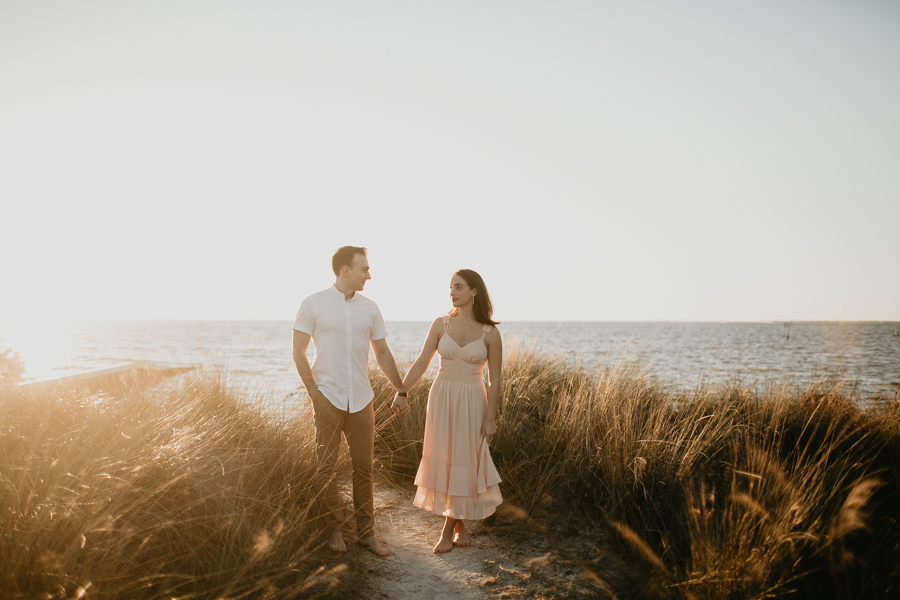 Moody Tampa Engagement Session Natural Tampa Wedding Photographer Tampa Elopement Photographer Beach Engagement Session Cypress Point Park Engagement Session-25.jpg