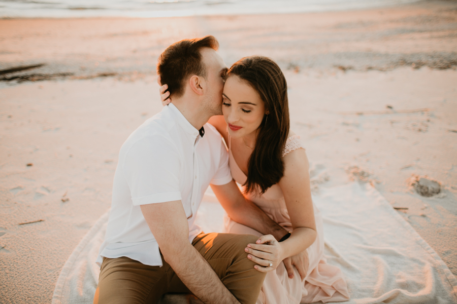Moody Tampa Engagement Session Natural Tampa Wedding Photographer Tampa Elopement Photographer Beach Engagement Session Cypress Point Park Engagement Session-40.jpg