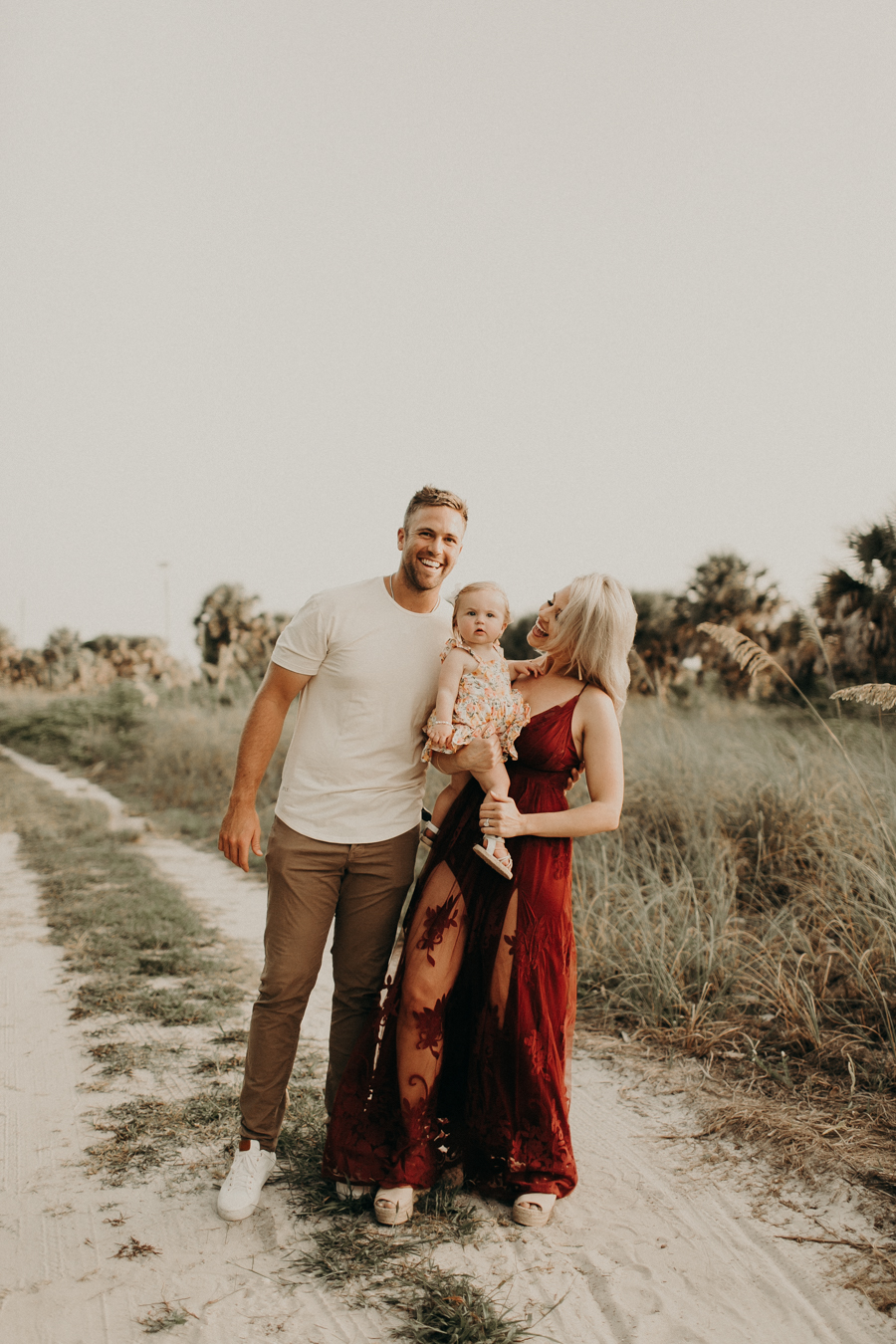 Jason and Kelsey Adam Toronto Blue Jays Tampa Family Photographer Fort Desoto Family Session St Pete Family Photographer Clearwater Beach Photographer St Pete Beach Photographer Tampa Florida Photographer -1.jpg