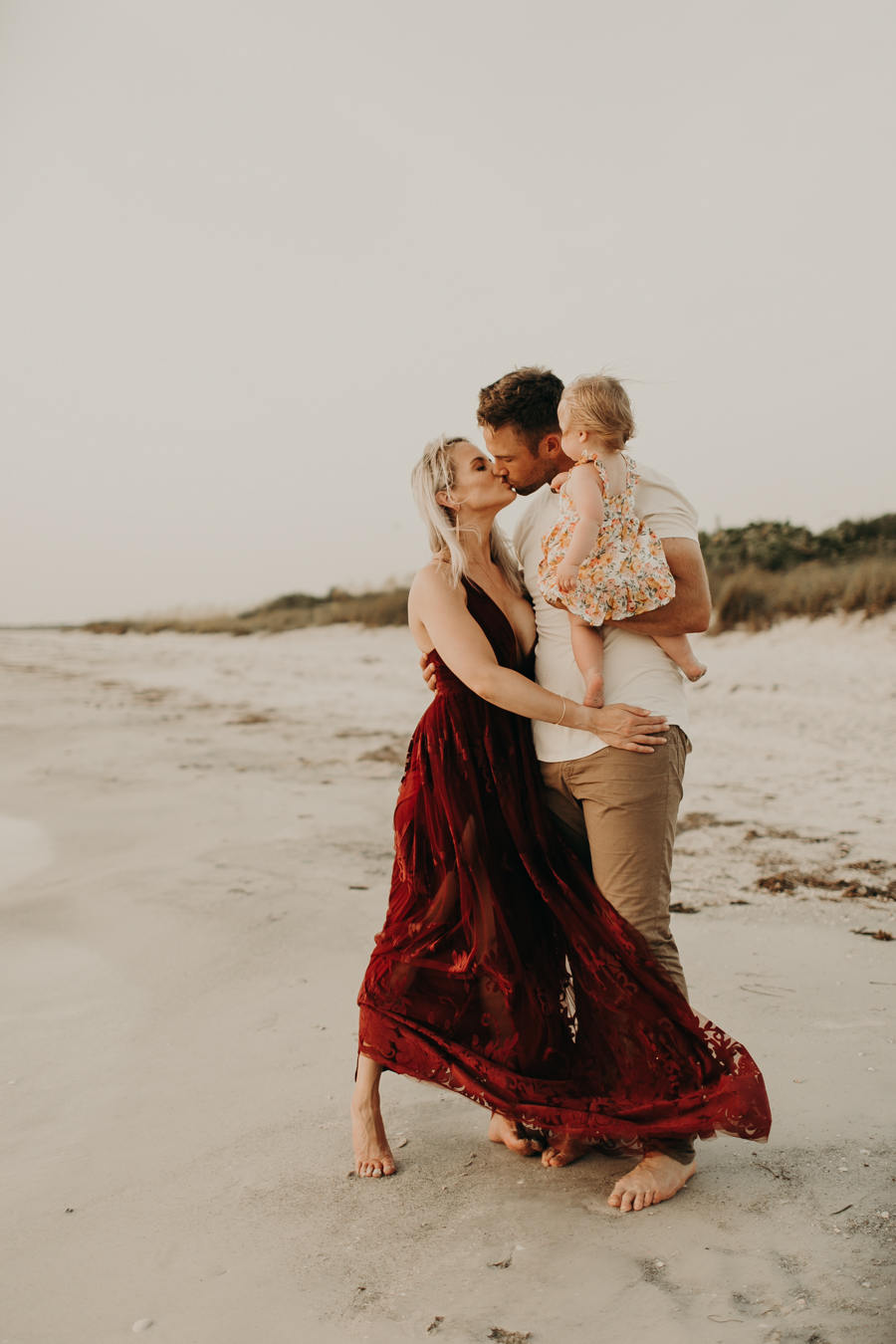 Jason and Kelsey Adam Toronto Blue Jays Tampa Family Photographer Fort Desoto Family Session St Pete Family Photographer Clearwater Beach Photographer St Pete Beach Photographer Tampa Florida Photographer -42.jpg