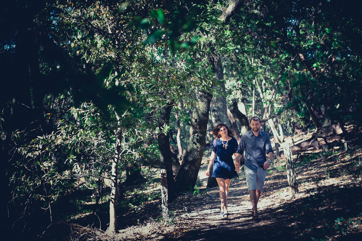 Jack London State Historic Park Engagement Session, Napa Valley, CA
