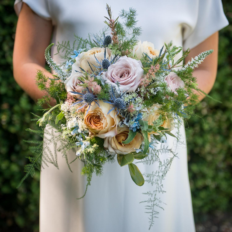 Lewis & Clark Estate Gardens Wedding, Portland, OR