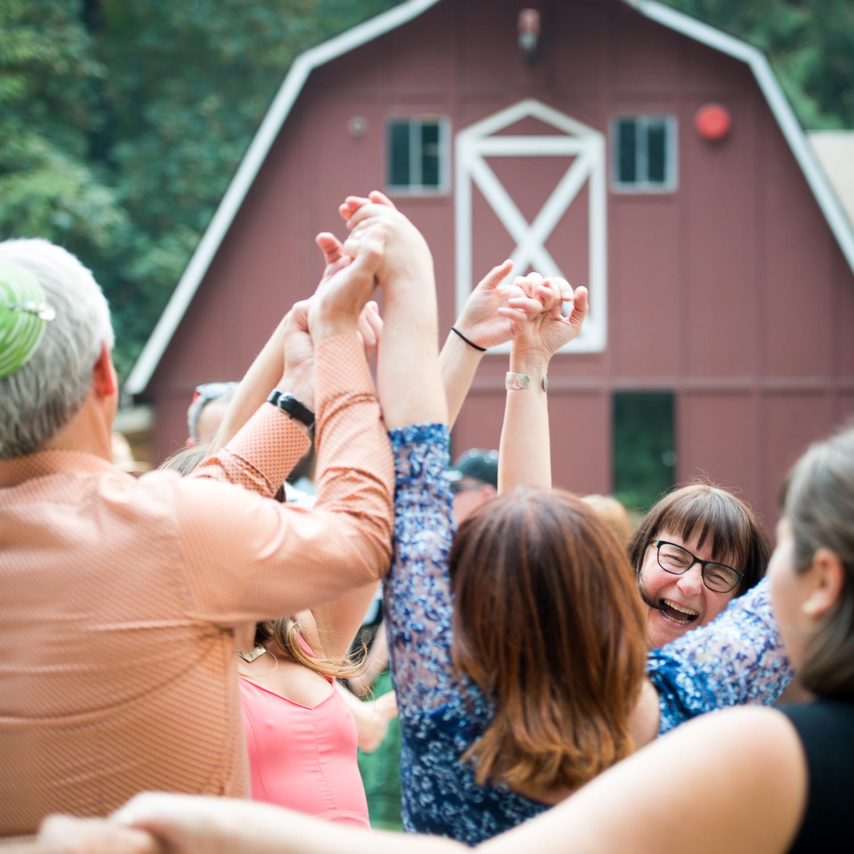 Arbor School Wedding Ceremony, Portland, OR