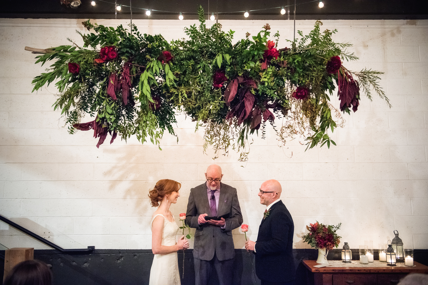 Union/Pine Wedding Ceremony, Portland, OR