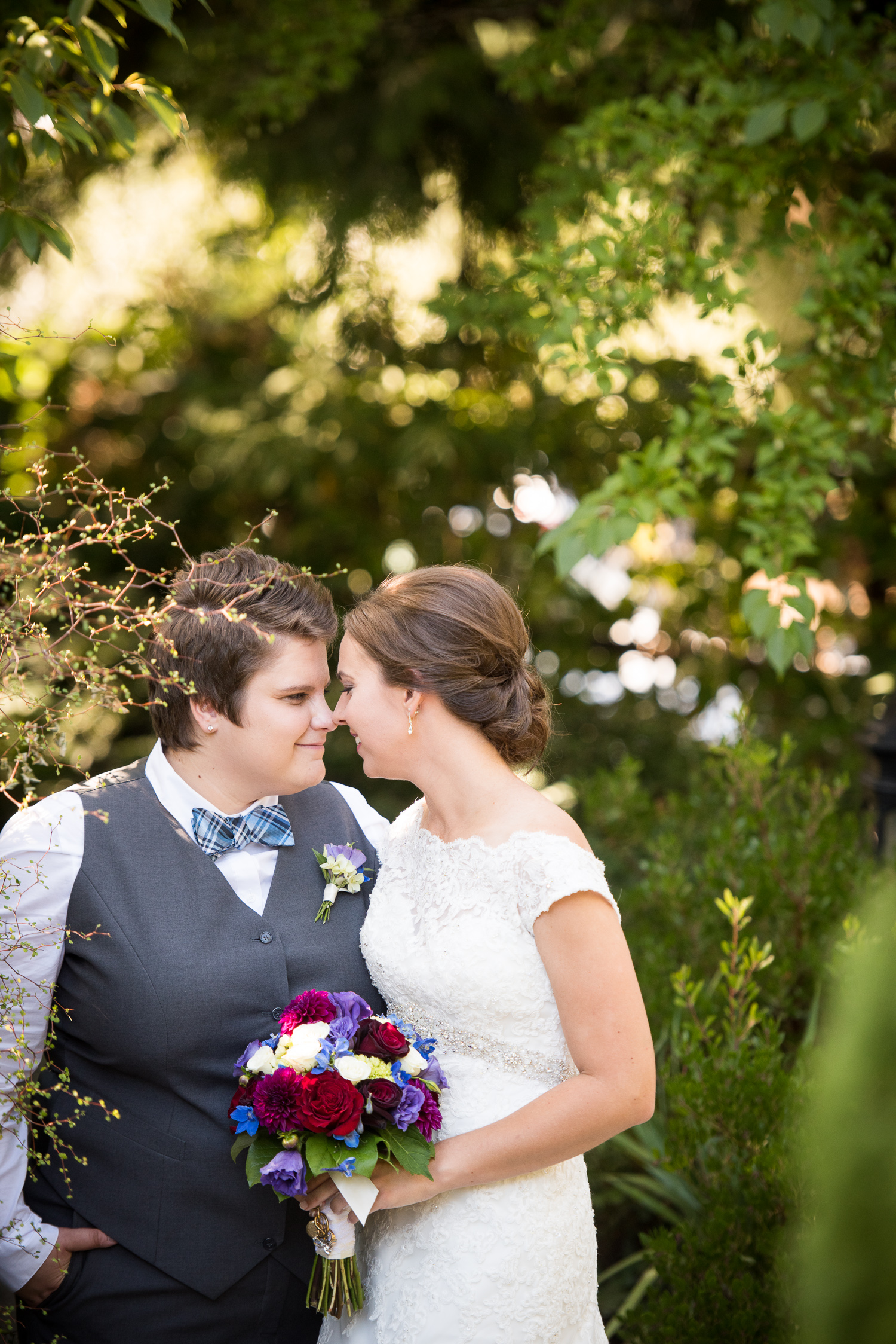 McMenamins Kennedy School Wedding, Portland, OR