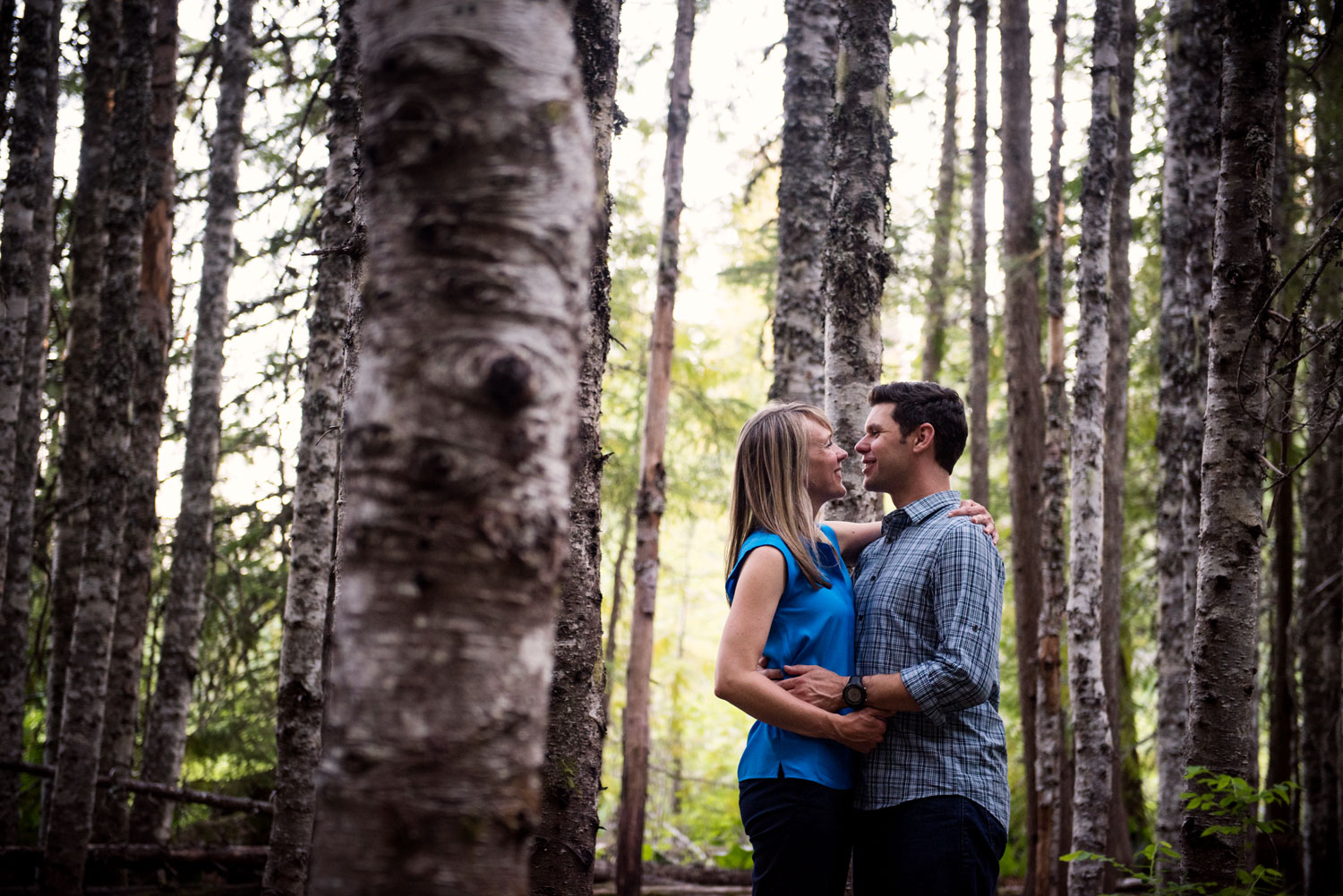 Trillium Lake Engagement Session, Mt. Hood, OR