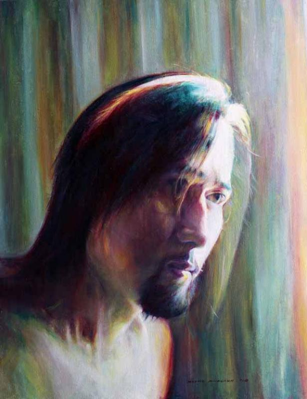光靈魂-自畫像 The Soul of Light- Self-Portrait
