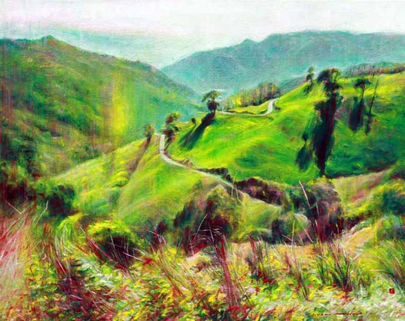 彩虹雨-太麻里 The Rainbow Rain- Tai Ma Li