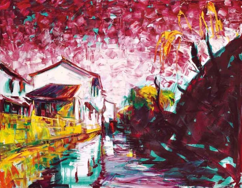 蘇州運河 Suzhow Canal