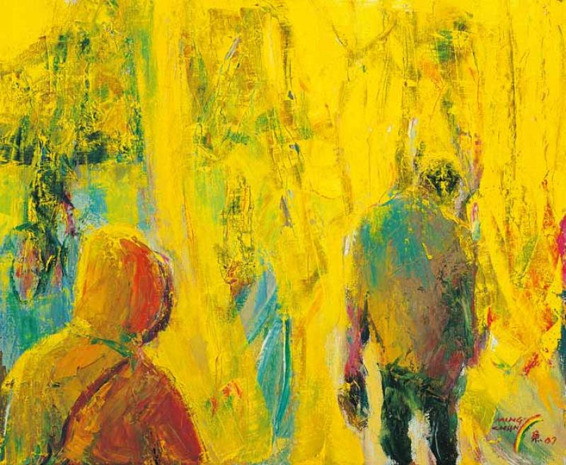 黃色的雨 Yellow Rain