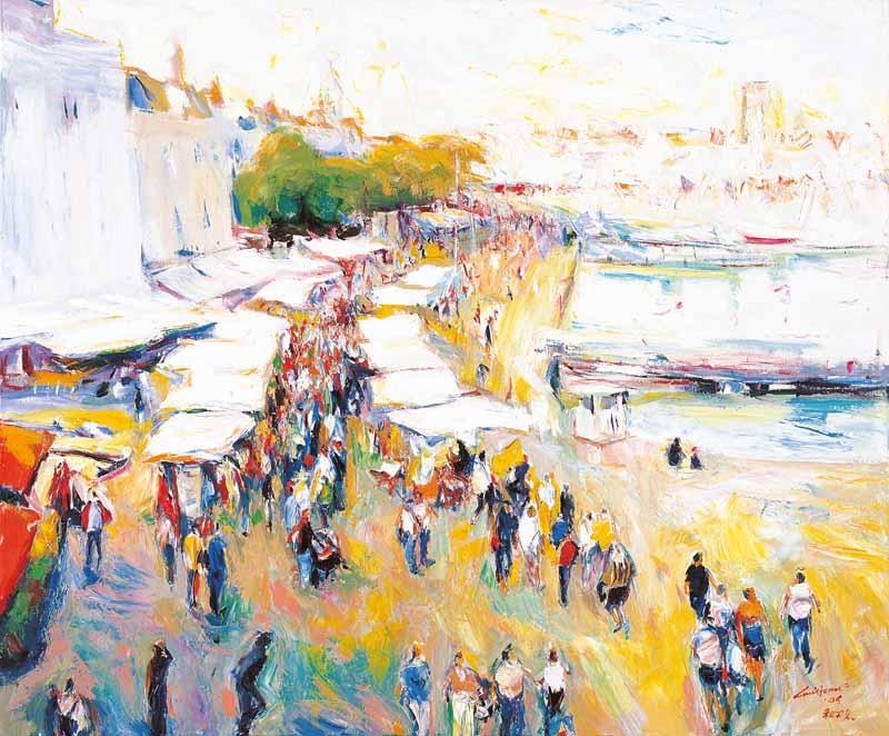 藝術市集 Art Market