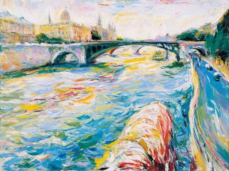 賽納河 Seine River