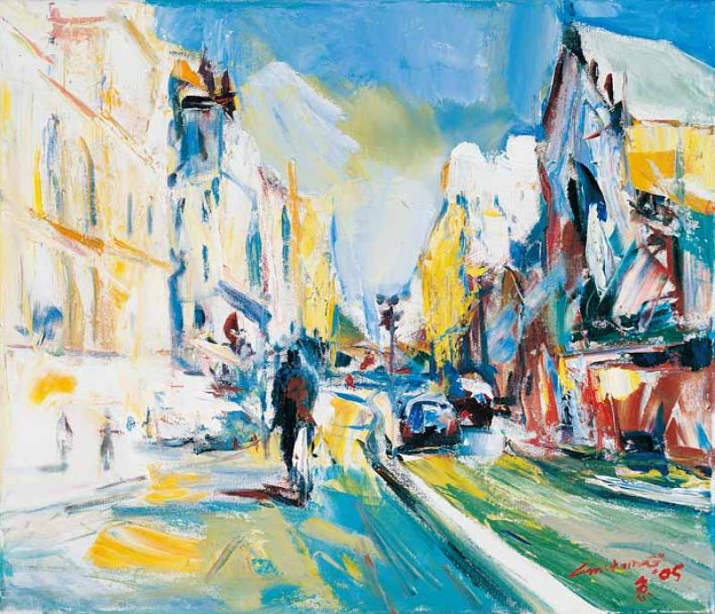 里昂街道 Street of Lyon
