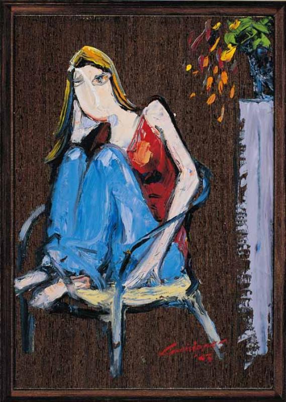 "2003-2006 人物系列 ""Portrait"""