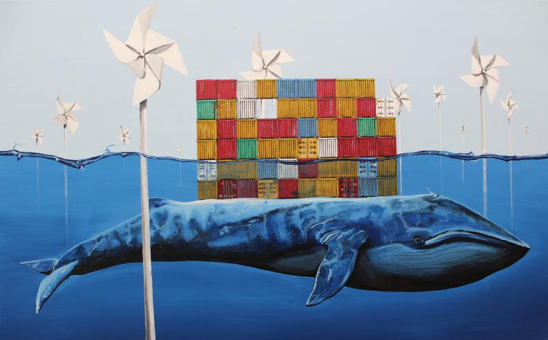 Cargo ship 貨船