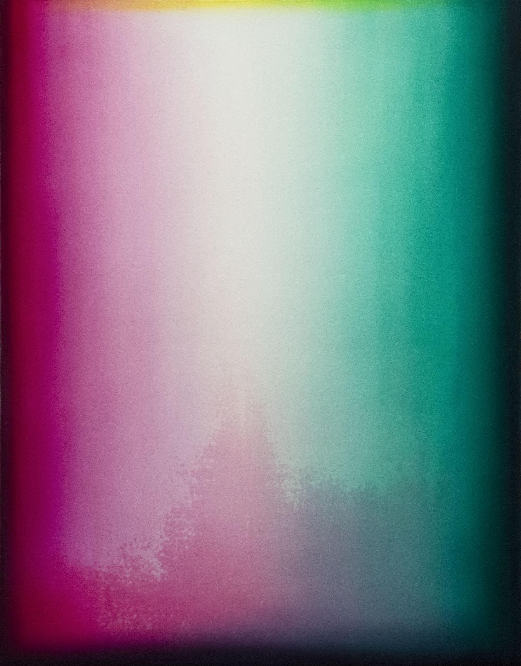 光8號 Light 8  91 x 72.5 cm 油彩畫布 Oil on Canvas 2017
